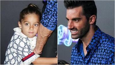 Alaia fue de diseñador (y con su papá Toni Costa) a Premios Juventud