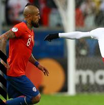 Jugadores de la selección de Chile decidieron no jugar ante Perú
