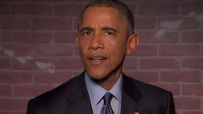WATCH: Obama reads Mean Tweets on Jimmy Kimmel LIVE!