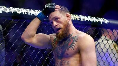 Conor McGregor se disculpa cinco meses después