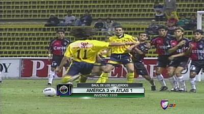 El Baúl de los Recuerdos: América vs. Atlas en invierno de 1998