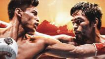 Ryan García anuncia pelea contra Manny Pacquiao