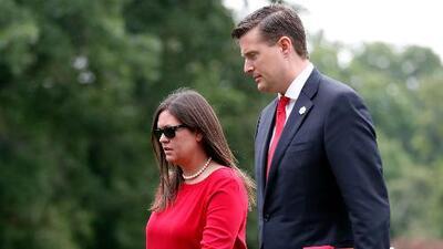 Rob Porter renuncia a su cargo como secretario del gabinete de la Casa Blanca tras acusaciones sobre maltrato físico