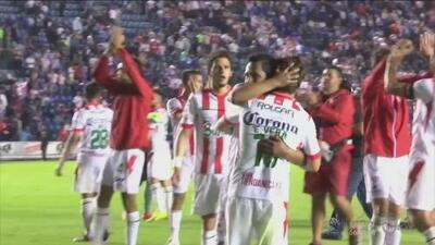 Así se vivió la semifinal de Copa MX entre Cruz Azul y Necaxa