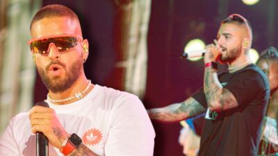 El seductor recuerdo que dejó Maluma en el escenario de Premios Juventud