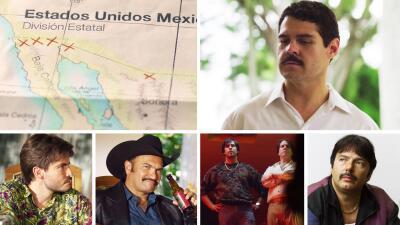 Ellos son los 'Patrones' del narco y así se reparten el territorio en la serie 'El Chapo'
