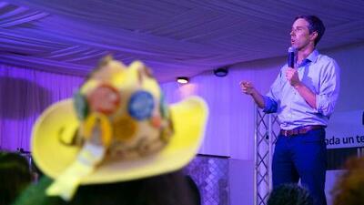 Beto O'Rourke: el carismático político texano que quiere derrotar a Ted Cruz