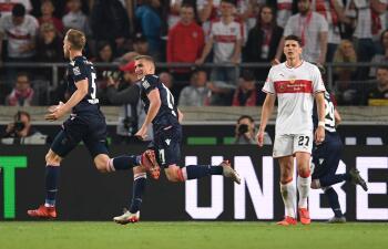 Stuttgart sufre en casa al empatar 2-2 con Unión de Berlín en el Playoff de promoción de la Bundesliga