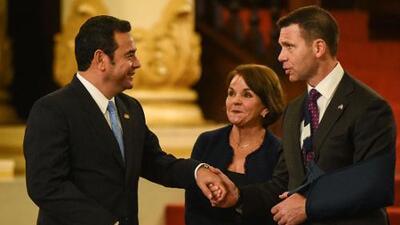 EEUU enviará agentes federales a Guatemala para combatir las redes de coyotes y el crimen organizado