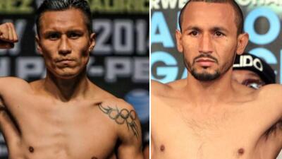 Francisco 'Bandido' Vargas y Orlando 'Siri' Salido confirmada para junio