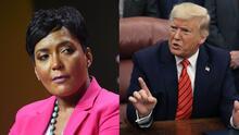 Alcaldesa de Atlanta y gobierno de Trump chocan por envío de agentes fronterizos