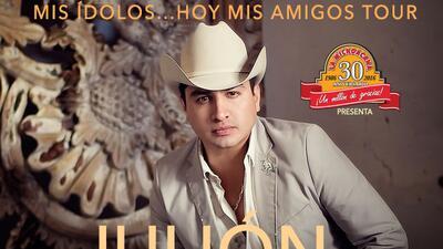Gana boletos para Julión Álvarez y Pitbull en Dallas