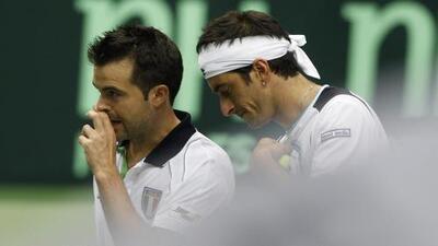 Dos tenistas italianos son castigados por amaño de partidos