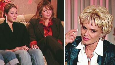 Charytín cuenta detalles desconocidos de la entrevista en la que Jenni Rivera reveló el abuso a su hermana e hija