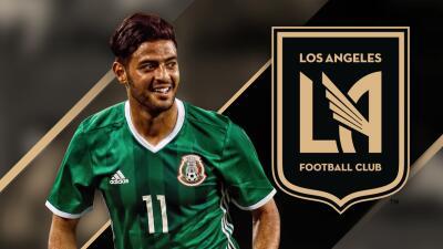 Conoce a los futbolistas que jugarán junto a Carlos Vela en LAFC