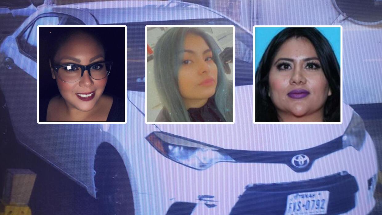 FBI investiga la desaparición en Nuevo Laredo de Blasa Palomo, Lupita Palomo y Perla Ercia, residentes de Texas