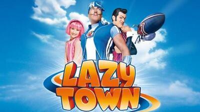 Muere actor que interpretó al villano Robbie Rotten de la serie infantil 'Lazy Town'