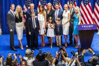 ¿Quiénes son los hijos de Donald Trump?