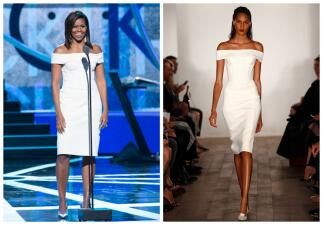 En fotos: Los impresionantes y carísimos vestidos que se llevó Michelle Obama de la Casa Blanca
