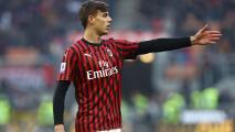 Debutó Daniel Maldini, el hijo del legendario Paolo