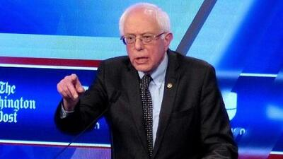 Resiliencia y fracking: Clinton y Sanders debaten sobre cambio climático