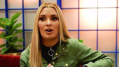 """Andrea González se sintió """"insultada"""" por la actitud de Jessica Castillo durante el reto de baile"""