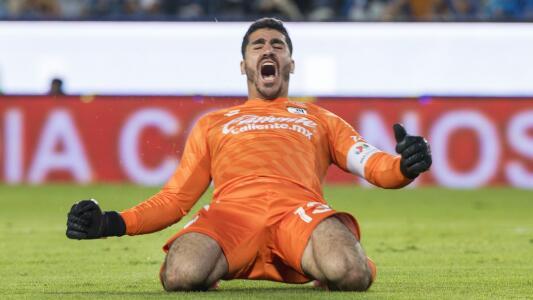 Gil Alcalá sueña con ser portero de la Selección Mexicana