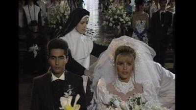 """Daniela Castro y Raúl Araiza, su boda en """"Cadenas De Amargura"""""""