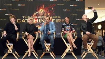 Primer Impacto te invita a la avant premier de la película The Hunger Games: Catching Fire