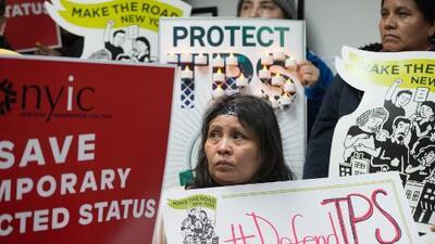 Hondureños amparados bajo el TPS temen por las decisiones del Gobierno sobre el programa