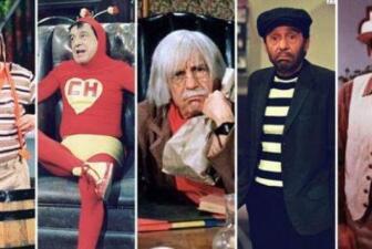 """Los personajes de """"Chespirito"""""""