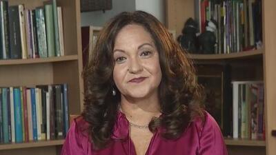 """""""Una guerra encarnizada"""", así describe la periodista Sanjuana Martínez las elecciones en México"""