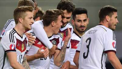 Georgia 1-2 Alemania: La 'Mannschaft' se clasifica con victoria pero sufre ante Georgia