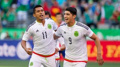 Costoso triunfo de México sobre Paraguay a una semana del debut en Copa Oro