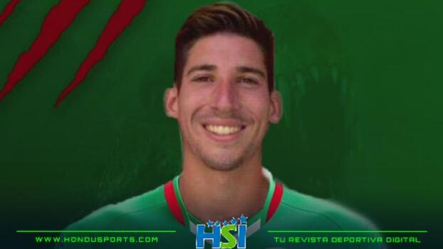 Hijo de Martín Palermo jugará en el Marathón de Honduras