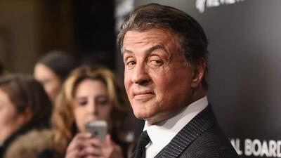 Sylvester Stallone nos cuenta lo último sobre 'Rambo V: Last Blood', una película en la que los latinos están muy presentes