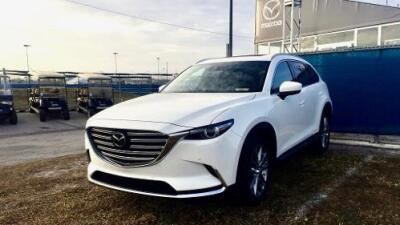 Prueba: 600 millas por carretera con la familia A Bordo del Mazda CX-9 2018