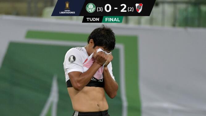 River Plate lo intentó, pero el VAR le 'quitó' el pase a la Final