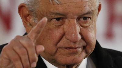 Andrés Manuel López Obrador asegura que los pueblos no deben ser condenados por los delitos de sus ciudadanos