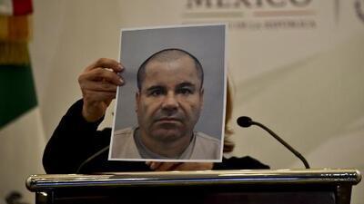 Revelamos cómo 'El Chapo' Guzmán se escapó de la DEA cuando comenzaba su vida como criminal