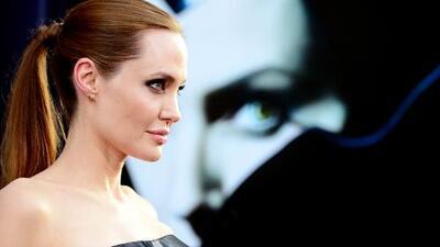 De Angelina Jolie a 'Maléfica': el video de su impactante transformación paso a paso