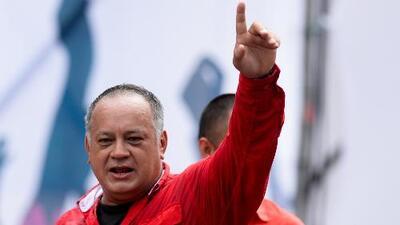 Diosdado Cabello reconoce el despliegue de tropas venezolanas a la frontera con Colombia