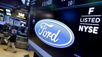 """Ford despedirá a 7,000 empleados para ahorrar """"600 millones de dólares"""""""