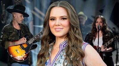 Conoce más de Joy Huerta, la cantante que anunció estar en espera de un bebé junto a su esposa