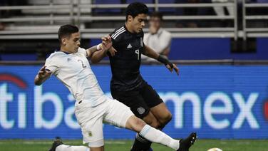 ¿Un nuevo compañero para Guardado y Lainez? Este argentino está en la mira del Betis
