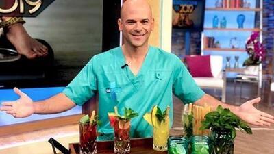 Conoce los cuatro pilares de 'La Mojito Diet' del Dr. Juan y pierde peso (sin dejar la fiesta) en 14 días