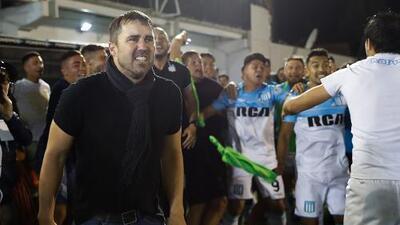 Racing de Avellaneda se consagró campeón de la Superliga argentina