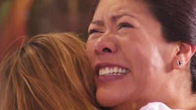 Una mujer no descansó hasta encontrar a su hija secuestrada