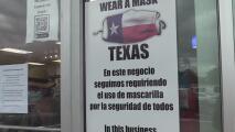 Preocupación entre dueños de negocios en Austin por nueva guía sobre el uso de mascarillas