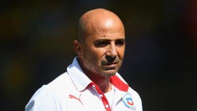 Jorge Sampaoli deja de ser entrenador de la selección chilena